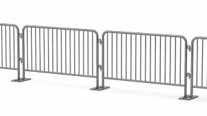 Crowd Control Barrier Hire From 6 Hire In