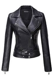 16 best leather jackets for women 2020