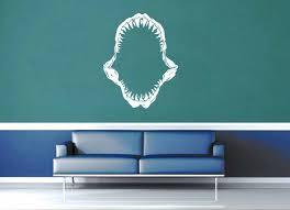 Shark Jaws Wall Decal Geekerymade