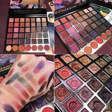 matte eyeshadow palette pigmented