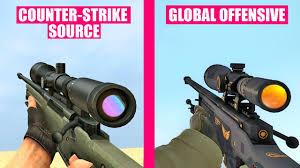 Counter-Strike Global Offensive Gun ...