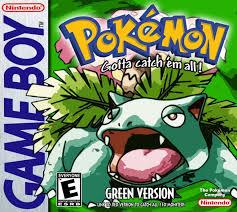 Pokemon Green - GB ROM Free Download