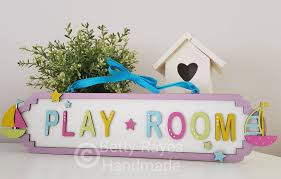 Personalised Street Sign Kids Name Plaque Kids Door Signs Etsy