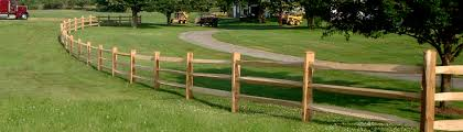 Lb Fencing Split Rail Fencing