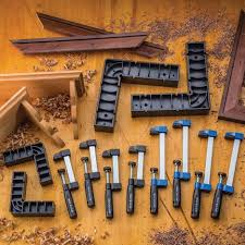 Clamp It Assembly Square Deluxe Kit Rockler Woodworking And Hardware