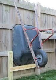 7 Diy Wheelbarrow Storage Ideas For Your Backyard Or Lawn