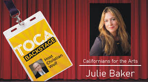 Julie Baker - Executive Director of Californians for the Arts ...