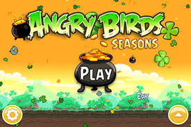 Angry Birds Seasons: St. Patrick's Day Edition - iClarified