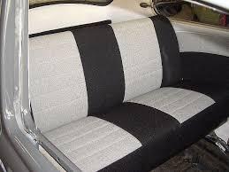 vw beetles beetle rear seat