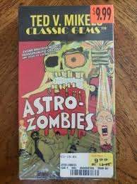 Ted V. Mikels Classic Gems Astro-zombies 1967 John Carradine 1995 VHS for  sale online | eBay