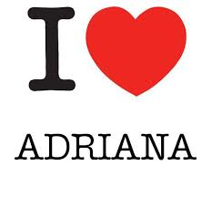 I Heart Adriana | I Heart Project | Heart projects, My heart, Hearts girl