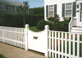 Open Board Fencing Contractor Boston Ma Residential And Commercial Wood Vinyl Fences