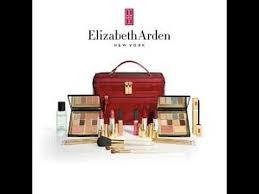 elizabeth arden make up set haul review