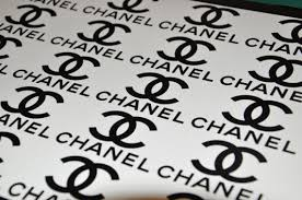X12 Chanel Vinyl Sticker Glass Candle Car Bumper Van Window Laptop Wall 002 Chanel Stickers Chanel Stickers Logo Sticker Set