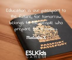 education quotes education is the future esl kids games