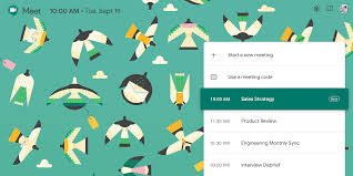 Hangouts Meet for web gets Material Theme tweaks - 9to5Google