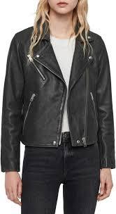 women s allsaints arden biker jacket