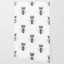 queen bee wallpaper for any decor style