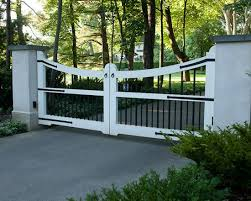 Driveway Gate Design Ideas Pictures Remodel And Decor Farm Gate Entrance Driveway Gate Gate Design