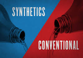 synthetic vs conventional oil team