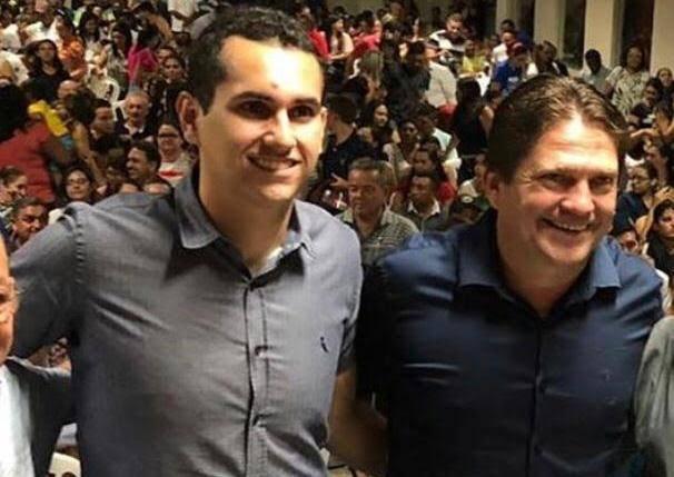 """Resultado de imagem para domingos neto e edinaldo lavor"""""""