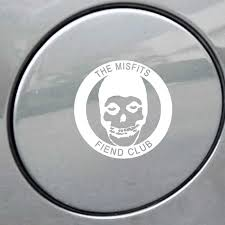16 16cm Misfits Fiend Club Vynil Car Sticker Decal Handsome And Cool Stickers New Style Hot Car Accessories Car Stickers Aliexpress