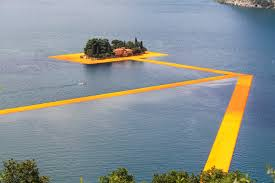 The Floating Piers, Christo's gift to Lake Iseo