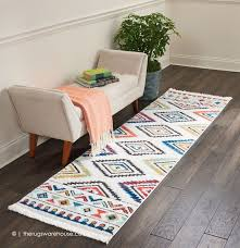 navajo white mix runner cool rugs