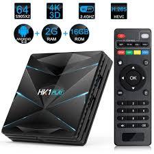 hk pro android smart tv box amlogic sx lpddr quad core