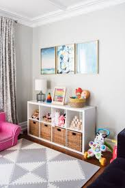 Play Corner In Living Room Playroom Floor Plan Area Interior Design For S Makeover On Budget Toddler Bea Modern Playroom Living Room Playroom Colorful Playroom