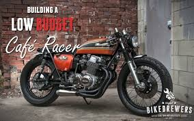 low budget cafe racer guide