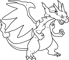 Coloring Pages For Pokemon Characters