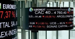 La Bourse de Paris encore éclaboussée par la deuxième vague de Covid-19  (-1,77%) - Boursorama