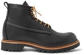 ice cutter oil tanned leather boots