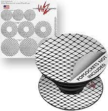 Amazon Com Decal Style Vinyl Skin Wrap 3 Pack For Popsockets Fishnets Popsocket Not Included By Wraptorskinz Everything Else