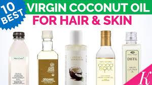 10 best virgin coconut oil brands in