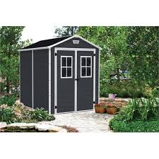 x 2368 x 2270mm manor 6 x 8 garden shed