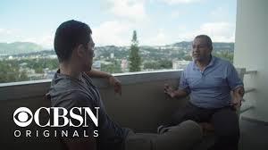 CBSN Originals Adam Yamaguchi interviews deportee planning to send son to  U.S. illegally - YouTube