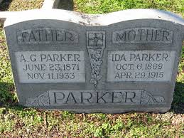 Ida Parker (Strahan) (1869 - 1915) - Genealogy