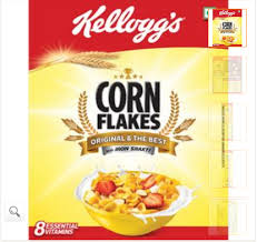 100 gm original kelloggs corn flakes