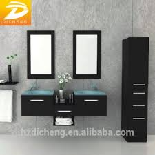 50 wall mounted double sink vanities