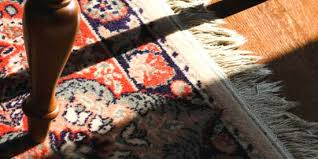 how to remove sns from oriental rugs