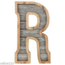 r marquee sign wall decor garage office