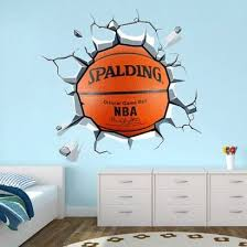 Hot Wall Stickers Home Decor Basketball Sport Wallpaper Decal Mural Wall Art 44x105cm Cp0455china Basketball Champions Dunk Master Sports Wall Sticker Wall Decal Home For Boy Kids Room Bedroom Classroom Poster Wallpaper
