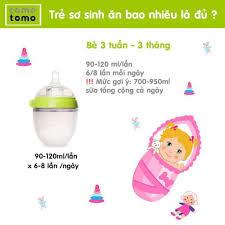 Mommy & Baby - Cho con uống bao nhiêu sữa là đủ❓ Đây là nỗi ...