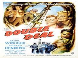 Double Deal (1950) Director: Abby Berlin Stars: Marie Windsor ...