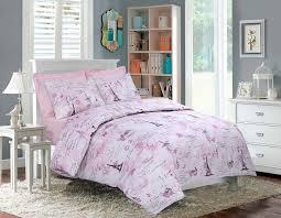 printed duvet quilt cover bedding set