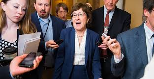 CAMPAIGN 2020: Kavanaugh vote overshadows Susan Collins' path to 5th term  -- Friday, May 24, 2019 -- www.eenews.net