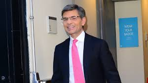 George Stephanopoulos tests positive for coronavirus - Axios
