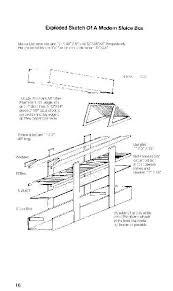 how to build and run a sluice